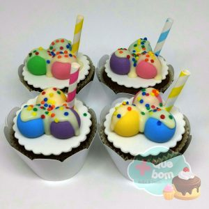 cupcake Sorvete