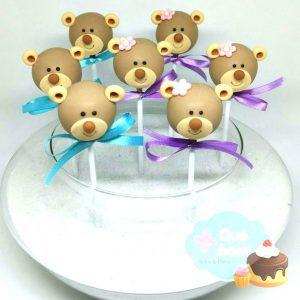 cakepop Ursinhos e Ursinhas