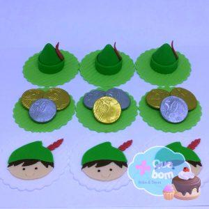 cupcake Peter Pan