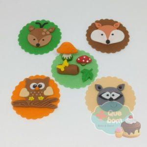 cupcake Woodland