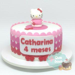 Hello Kitty bolo
