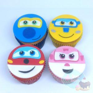 cupcake Super Wings