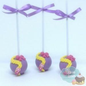 cakepop Rapunzel