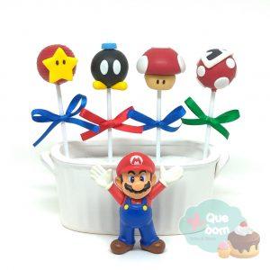 cakepop Super Mario