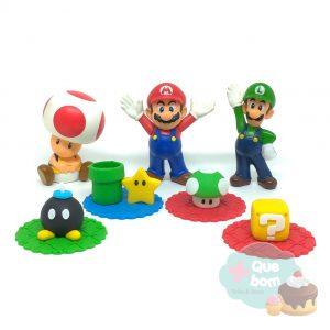 cupcake Super Mario