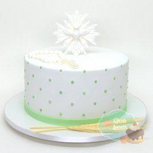 bolo primeira eucaristia