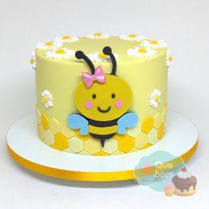 bolo abelhinha